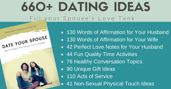 Dating your husband book